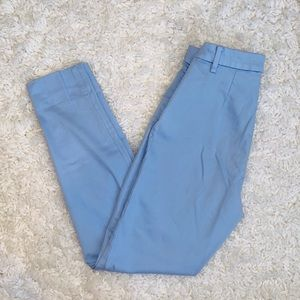 H&M Light Blue Slacks